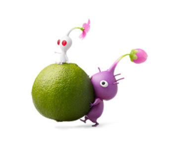 Wii U『ピクミン3』、紫・白ピクミンは「ミッション」「ビンゴバトル」モードで登場