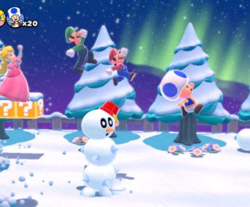 任天堂、『スーパーマリオ3Dワールド』とは異なる1人用『マリオ』も開発の考え。宮本氏が語る