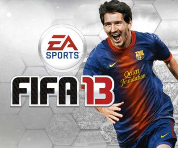『FIFA 13』、UKで300万本突破。『Call of Duty: Black Ops II』を上回り過去12ヶ月間のトップセラータイトルに