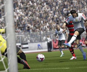 『FIFA 14』、コリンチャンスも公式ライセンスを取得し、ブラジルリーグ20クラブが実名で登場。ブラジル代表とは4年契約