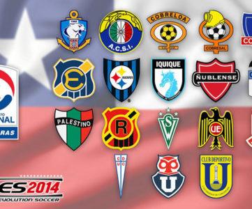 コナミ、チリサッカー協会とライセンス契約合意を発表。1部所属18クラブが『ウイイレ2014(PES 2014)』に収録へ