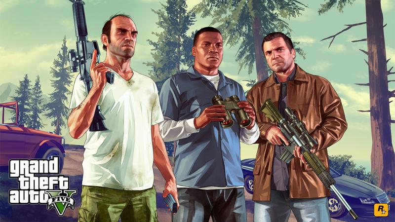 『GTA5』、UKでは発売3週間で『GTA4』の累計売上を超える