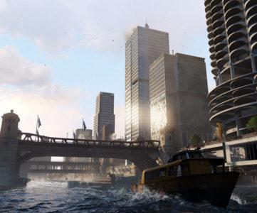 Ubisoft開発者が語るWii U版『Watch Dogs』、ビジュアルは現行機と次世代機の中間。シカゴの街はかなり濃密に描かれる