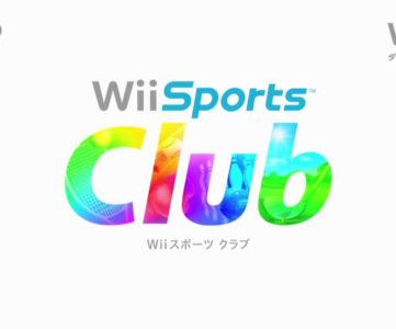 任天堂、『Wii Sports』をリニューアルしたWii U『Wii Sports Club(Wiiスポーツ クラブ)』を発表。モーションプラス、オンライン対応、1日パスも選べる2つの購入方法
