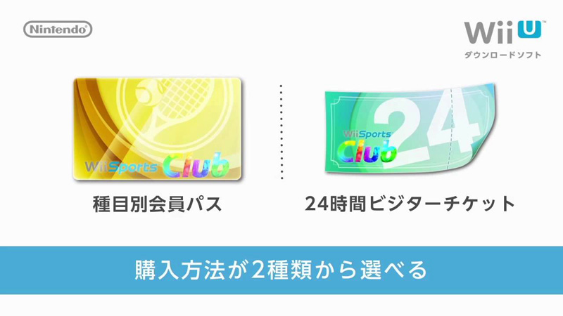 Wiiスポーツクラブ 2つの購入方法