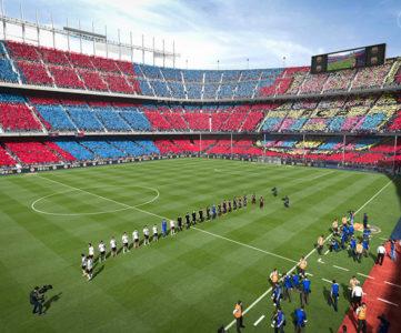 『FIFA 14』、カンプ・ノウなど新たに複数が加わった収録スタジアムリスト