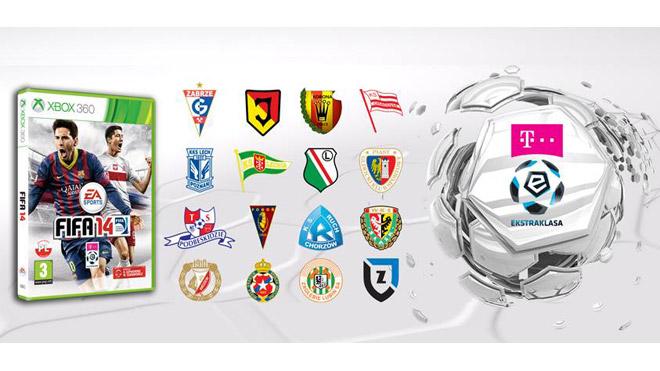 『FIFA 14』、ポーランド1部リーグ「エクストラクラサ」と契約しオフィシャルライセンスで収録へ。松井大輔や赤星貴文らが所属