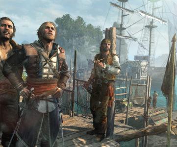 Ubisoftが語るWii U版『アサシンクリード4 ブラックフラッグ』、「パフォーマンスは相当改善した」