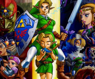 英国ゲーマーが選ぶ過去20年のベストゲーム、1位は任天堂のN64『ゼルダの伝説 時のオカリナ』