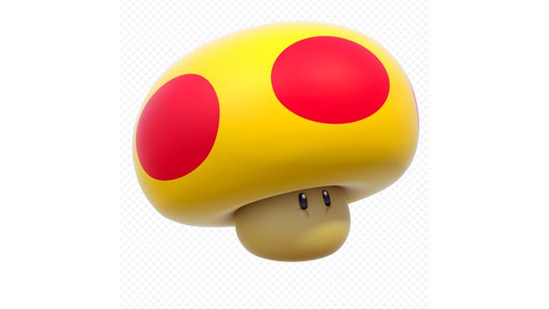 Wii U『スーパーマリオ 3Dワールド』、パワーアップアイテムに『Newマリオ』系統の巨大キノコも存在