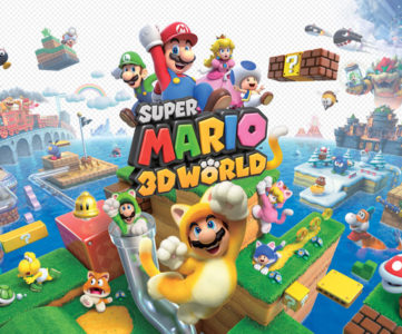 Wii U『スーパーマリオ 3Dワールド』、『スーパーマリオギャラクシー』など過去作品の要素も多数収録か