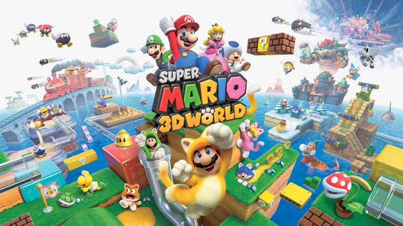 任天堂、『スーパーマリオ 3Dワールド』と『トモダチコレクション 新生活』が累計500万本を突破