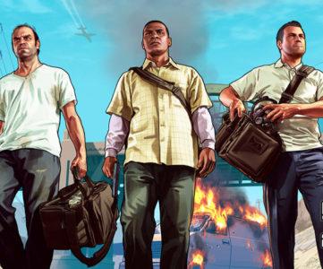 2013年のUK市場エンタメ年間トップ20、トップは『GTA V』。『FIFA 14』も前年越えの好セールスを記録