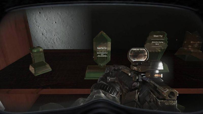 『Call of Duty: Ghosts』に『ゼルダの伝説』のイースター・エッグ