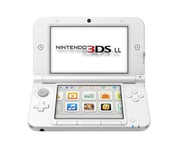 任天堂、「3DS」「3DS LL」本体の修理受付を終了