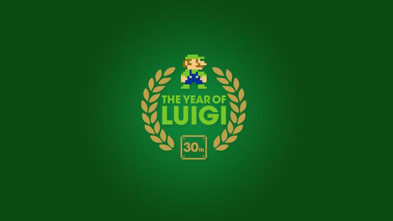 任天堂、ルイージ生誕30周年を祝う「The Year of Luigi」を3月18日で終了へ