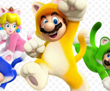 Eurogamerが選ぶ2013年のゲーム・オブ・ザ・イヤー、Wii U『スーパーマリオ 3Dワールド』が受賞