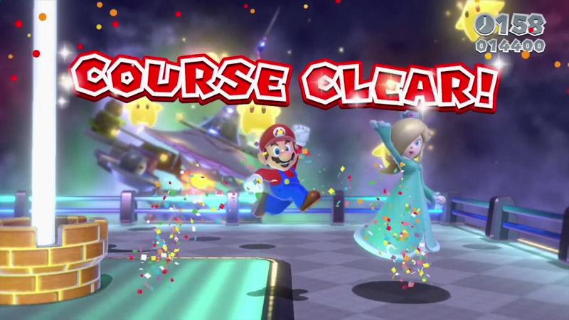 Wii U『スーパーマリオ 3Dワールド』、5人目のキャラクター「ロゼッタ」を紹介する任天堂公式トレーラー