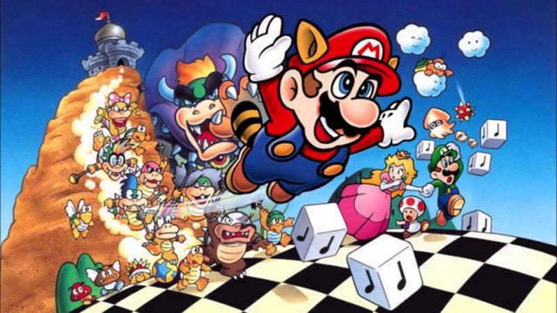 国内3DS eショップの年間人気ランキング2013、バーチャルコンソール部門トップは『スーパーマリオブラザーズ3』