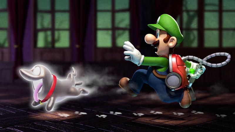 3DS『ルイージマンション2』が遂に世界累計500万本突破