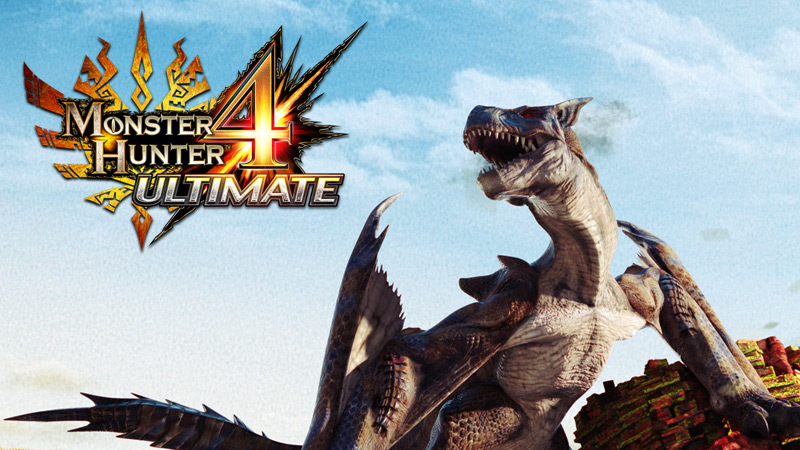4gmonster hunter 4 ultimate 4gmonster hunter 4 ultimate2015 voltagebd Image collections
