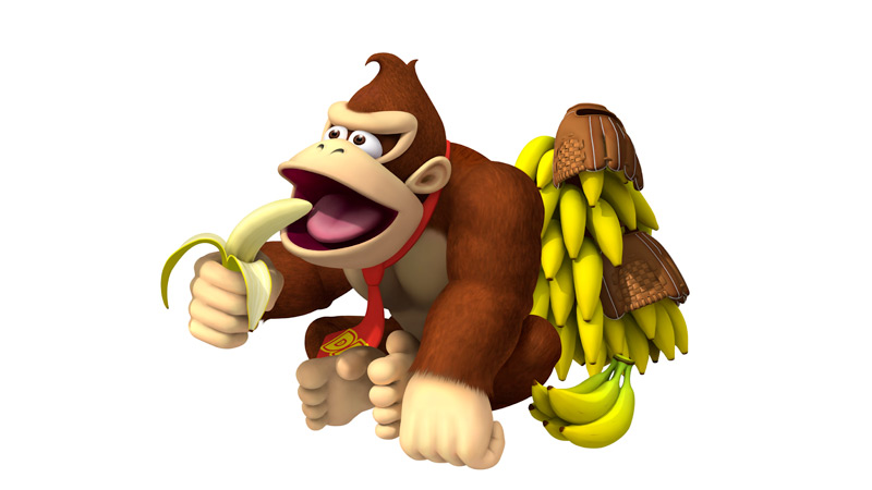 レトロスタジオ、Wii『ドンキーコング リターンズ』内にSFC『スーパードンキーコング』等開発のレア社をトリビュートしたイメージを収録か