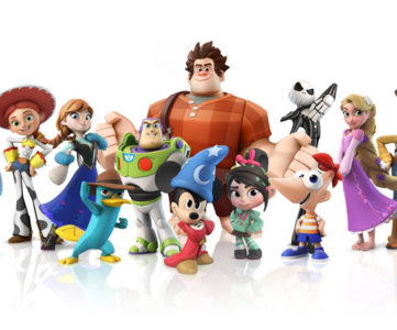 Disneyの2014年9月期Q1業績、『Disney Infinity』が成功したインタラクティブ部門は利益が6倍以上に