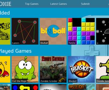WiiUのインターネットブラウザーで遊べる無料ゲーム、『テトリス』や『パックマン』『Flappy Bird』など