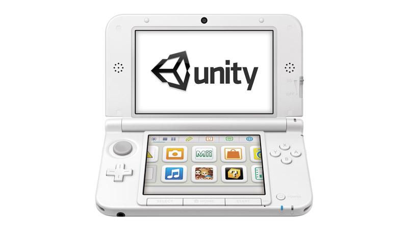 任天堂、3DSのUnity対応に取り組む **UPDATE