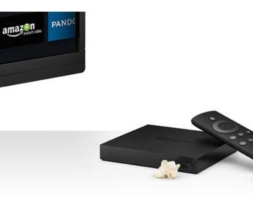 Amazon、リビングに本格進出するSTB『Amazon Fire TV』を発表。テレビに繋いで映画・音楽・ゲームなどエンタメサービスを楽しめる
