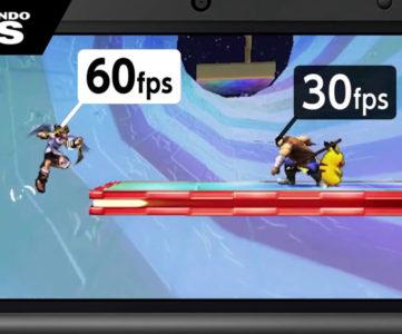 『大乱闘スマッシュブラザーズ for Nintendo 3DS』の特徴、60fpsで立体視対応、フィールドスマッシュモード