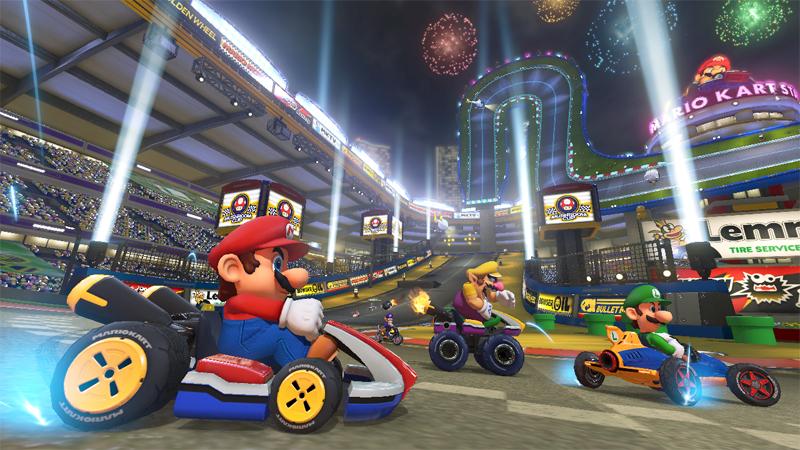 WiiU『マリオカート8』、音楽にも拘り。シリーズ初めてライブ音源を収録