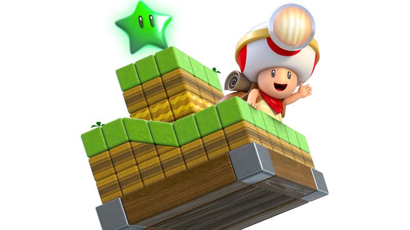 WiiU『スーパーマリオ 3Dワールド』内の「キノピオ隊長の冒険」、再登場やあるいは独り立ちの可能性
