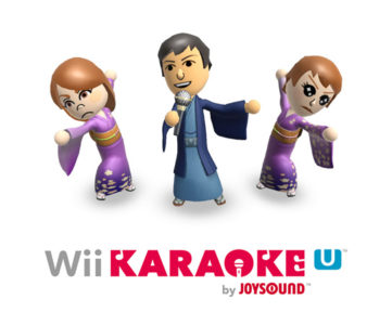 任天堂「WiiU」の『WiiカラオケU』利用料金が変更。100円の1時間券は廃止、新たに200円の3時間券が導入