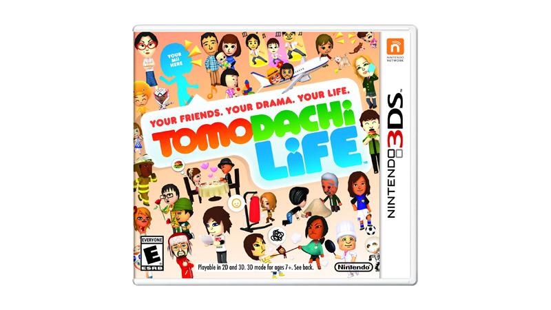 米任天堂、3DS『Tomodachi Life(トモダチコレクション 新生活)』は予想以上の滑り出し
