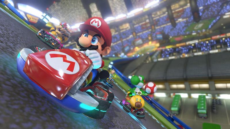 WiiU『マリオカート8』、発売後1ヶ月の累計セールスは約200万本に