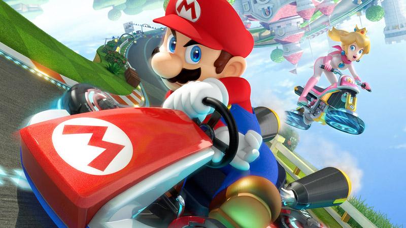 WiiU『マリオカート8』の米初週セールスは45万本。ハード販売は前週比4.1倍に