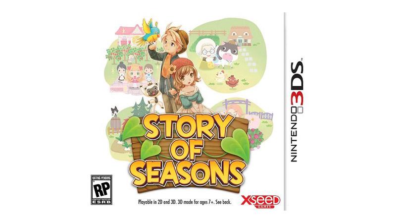 マーベラス、『牧場物語』の海外シリーズタイトルを『STORY OF SEASONS』に刷新。従来の『Harvest Moon』は今後別商品に