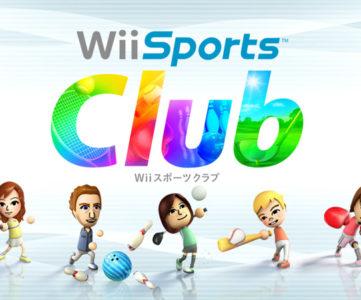 WiiU『Wii Sports Club』の「全国のスコア分布図」機能が2017年1月で停止
