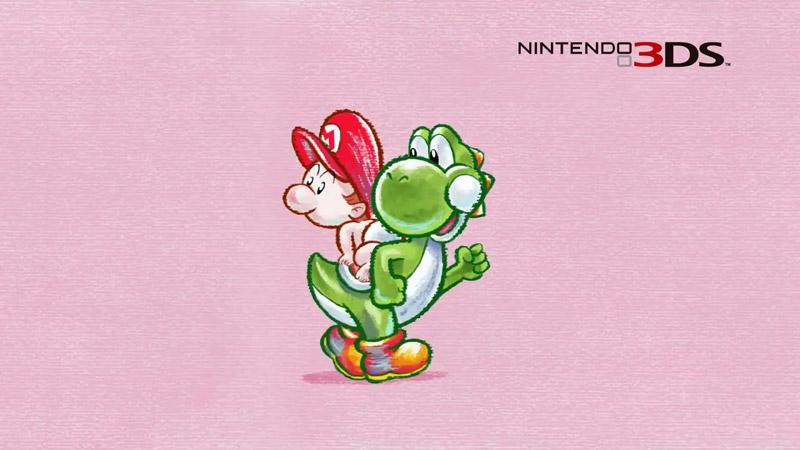 3DS『ヨッシーNewアイランド』、テーマ曲に歌詞がついたかわいらしい歌もののTVCMが公開
