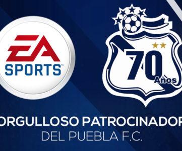 EA SPORTS、メキシコ1部プエブラFCとオフィシャルスポンサー契約