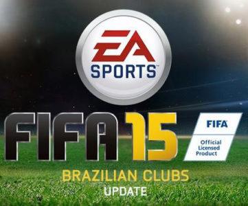 EA、『FIFA 15』でのブラジルリーグライセンスは合意に達せず