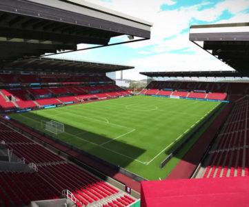 『FIFA 15』、イングランド・プレミアリーグの20スタジアムを実名収録。選手フェイスも200名以上を3Dスキャン。2019年までの契約