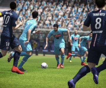 『FIFA 15』、次世代機版とほぼ遜色ないPS3/Xbox360版の機能やゲームモード