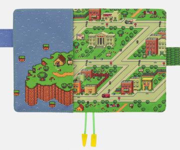 """『ほぼ日手帳2015』、全76のラインナップが発表。『MOTHER2』デザインの""""オネット""""もじっくり確認"""