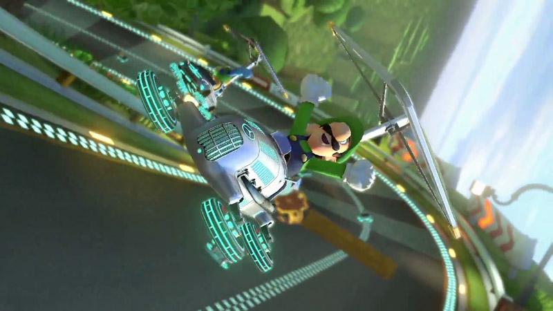 WiiU eショップの2014年度上半期トップ25、1位は『マリオカート8』。DL専用ソフトも健闘