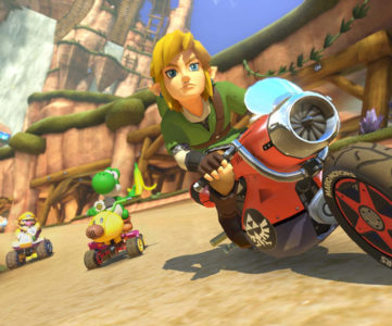 WiiU『マリオカート8』のDLC情報が解禁。『ゼルダの伝説』『どうぶつの森』『F-ZERO』から新キャラクター、カート、16の追加コース