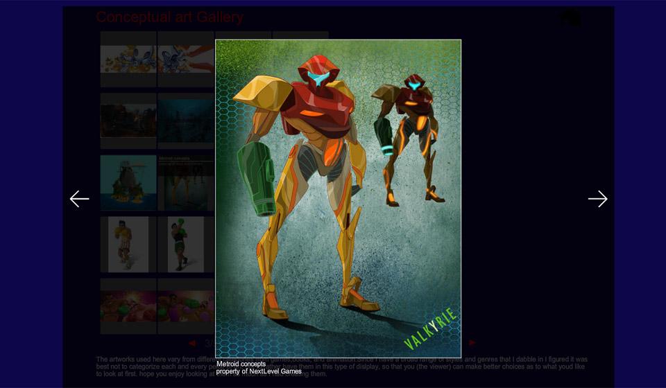 『ルイージマンション2』のNext Level Games元所属スタッフ、『メトロイド』関連作のコンセプトアートを公開。以前、開発段階にあったもの