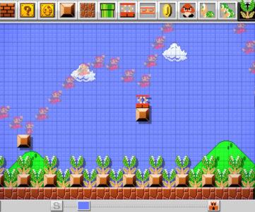 任天堂・手塚氏「『Mario Maker』が『スーパーマリオ』本編のセールスに悪影響を与えることは無いと思う」