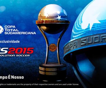 『PES 2015(ウイイレ2015)』、南米のクラブ大会「コパ・スダメリカーナ」を独占収録